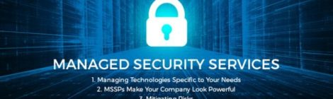 Cybersecurity MSS e MDR