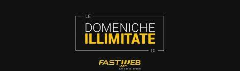 Fastweb chiamate illimitate tutte le domeniche