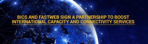 BICS e Fastweb nuova partnership