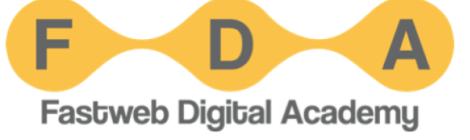 Fastweb Digital Academy Bari