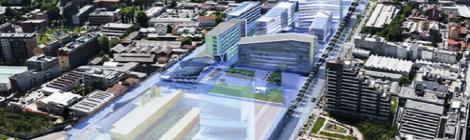 Il quartiere che diventa un distretto smart city
