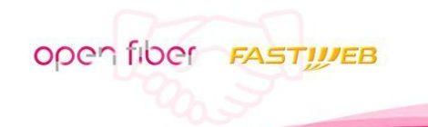 Accordo Fastweb e Open Fiber