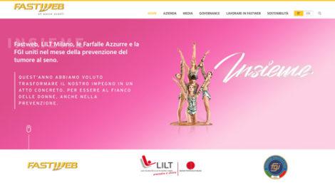 Fastweb e LILT Milano