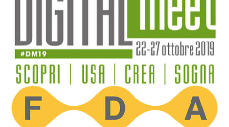 Fastweb è Partner di Digital Meet 2019