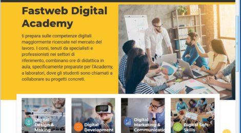 La Fastweb Digital Academy al Palazzo Tursi di Genova