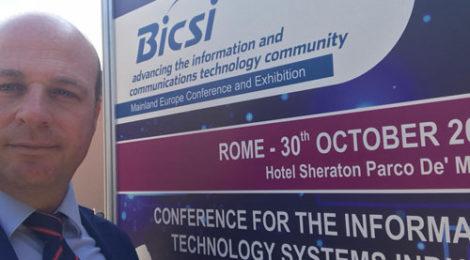 Conferenza Europea BICSI 2019