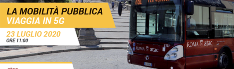 Il primo autobus connesso in 5G