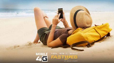 Fastweb estate piena di Giga gratis