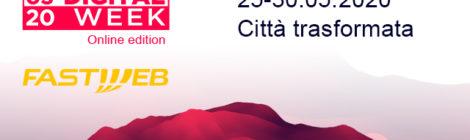 Fastweb e Milano Digital Week