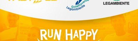Fastweb Run Happy Crew con Legambiente