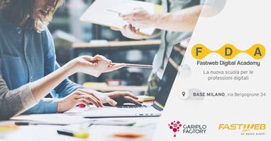Fastweb Digital Academy nuovi corsi per le PMI
