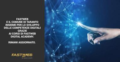 Fastweb Digital Academy per il Comune di Taranto
