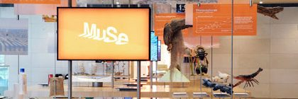 Fastweb sponsor del MUSE di Trento